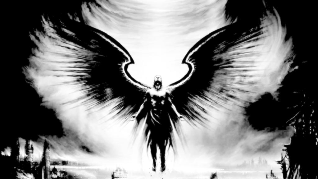 Angel Black nude 244