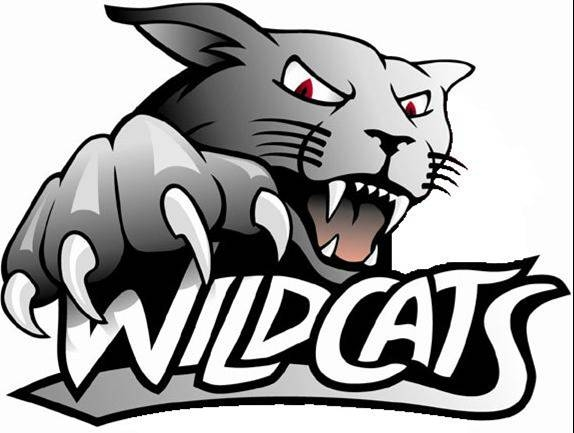 Wildcat Logo Clipart - Free Clip Art Images | Logo clipart, Wildcats logo,  T shirt design template