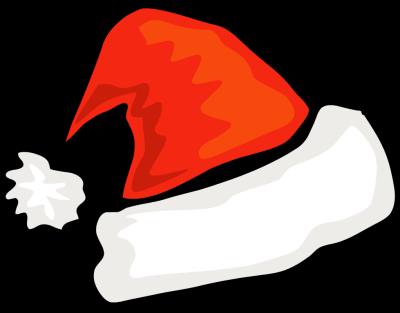 Santa Hat Clip Art - Cliparts.co