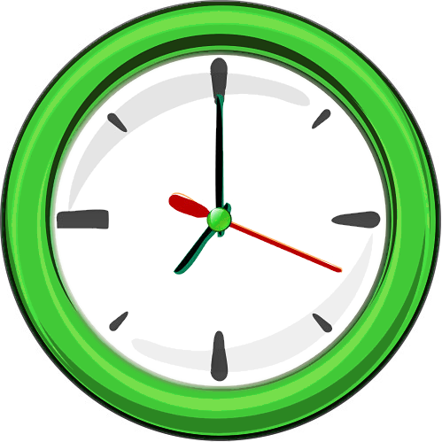 77 images of Time Clock Clip Art . You can use these free cliparts for ...