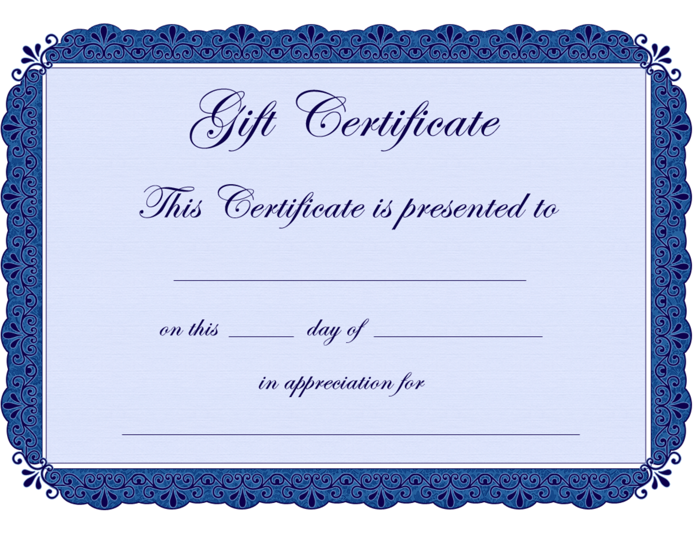 Babysitting gift certificate template for Babysitting gift certificate template