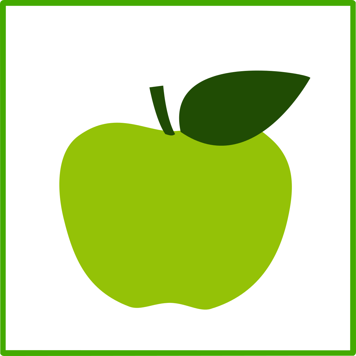 clipart apple pages - photo #47