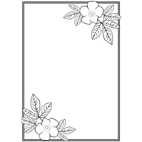 Easy Border Designs For School Projects Images amp Pictures