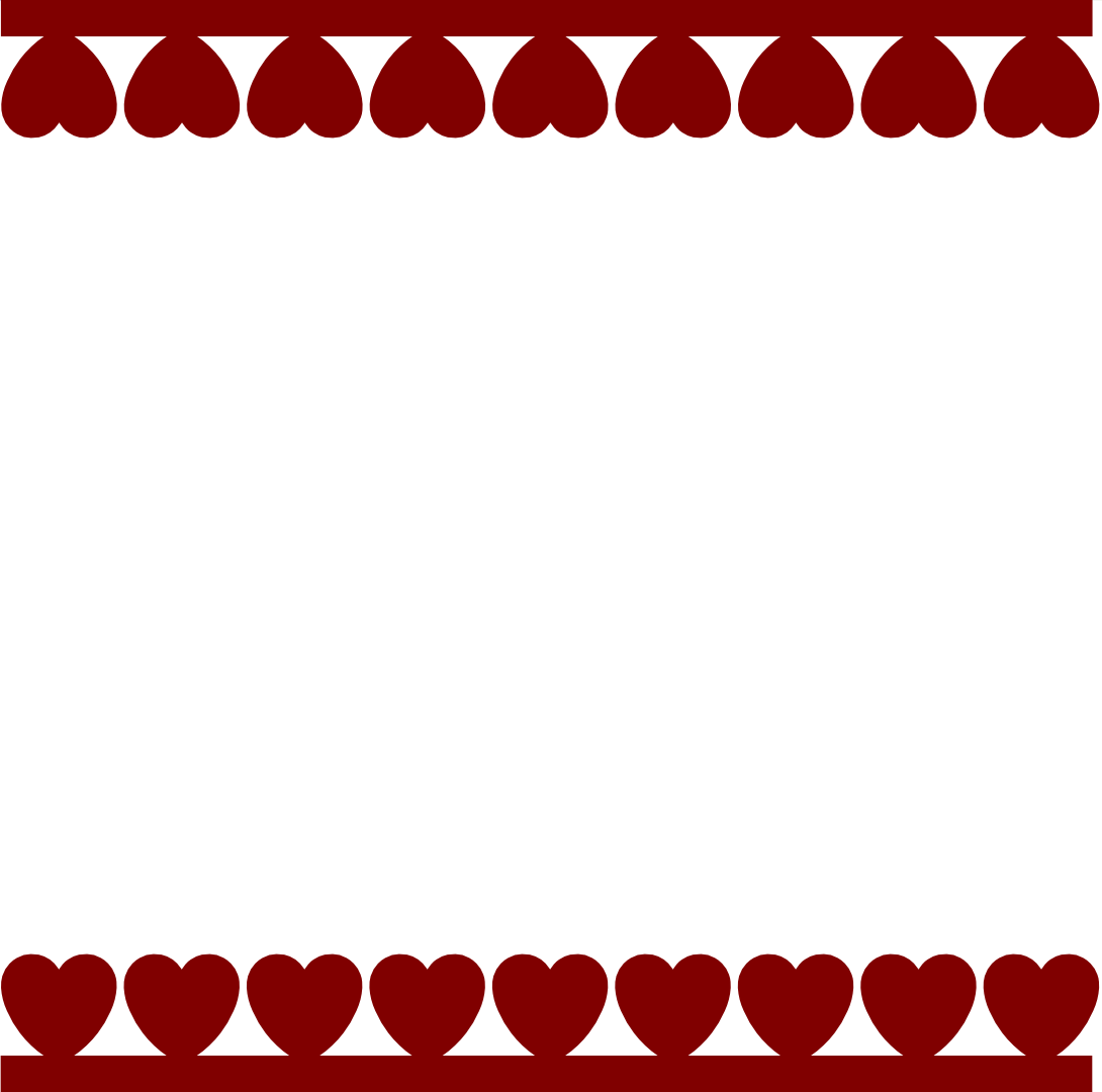 Valentine Borders Clip Art - ClipArt Best
