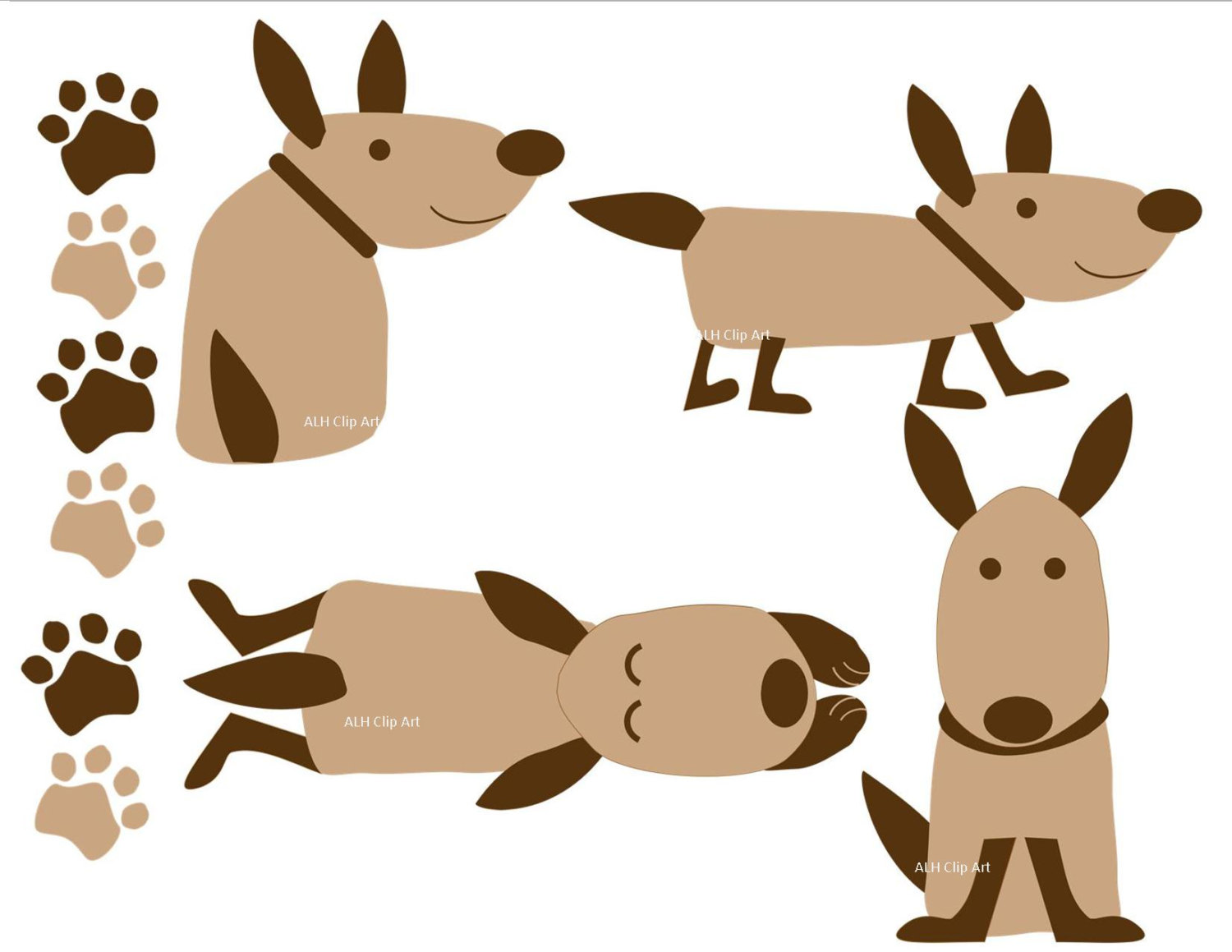 dog in doghouse clipart - photo #42
