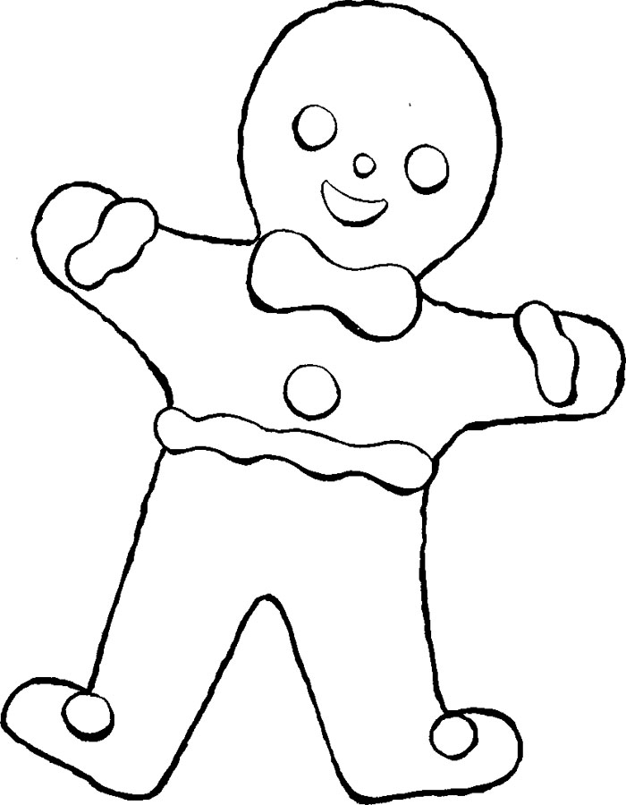 Gingerbread Girl Coloring Pages | Gingerbread man coloring page, Christmas coloring  pages, Coloring pages for girls | 900x700