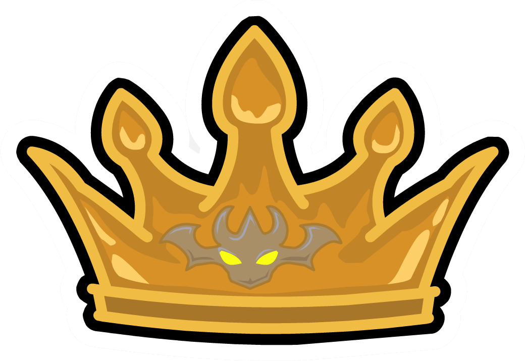 Crown of the Dragon King Pin - Club Penguin Wiki - The free ...