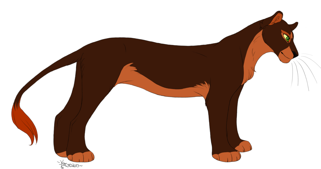 Female Lion Design by Lord-StarryFace on deviantART: cliparts.co/female-lion-images
