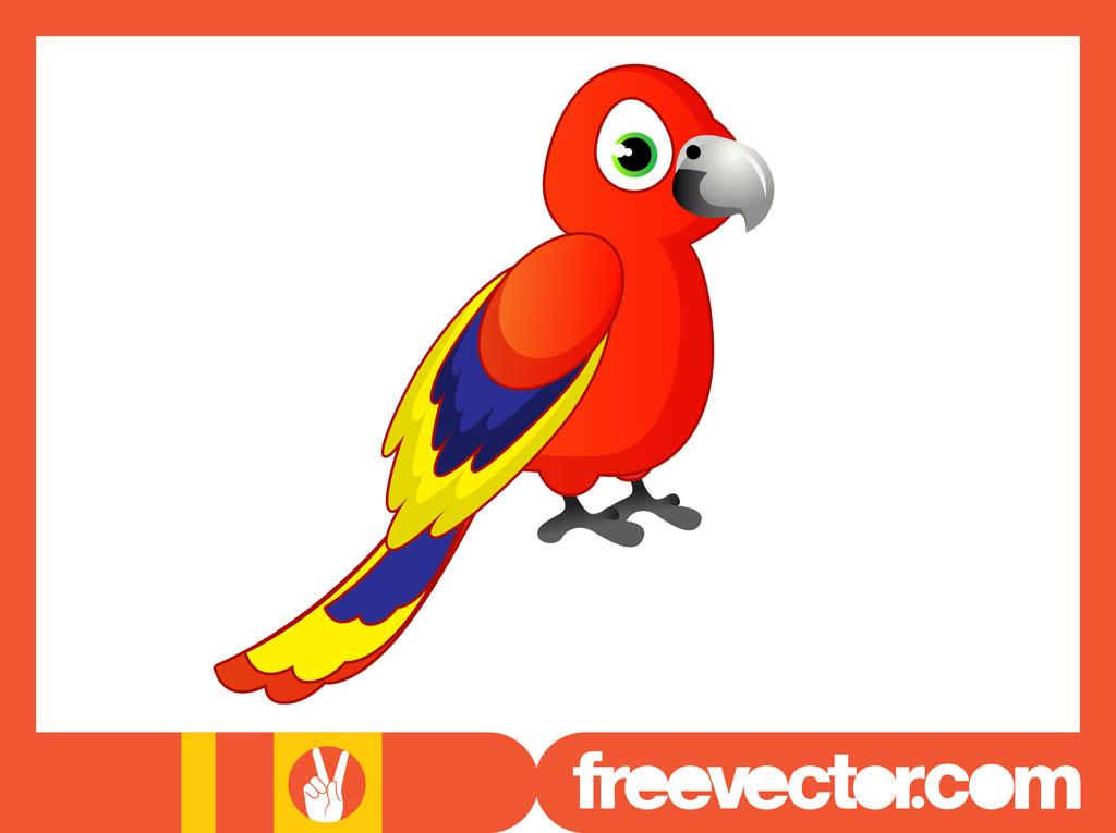 Parrot Cartoon Pictures Cartoon Parrot
