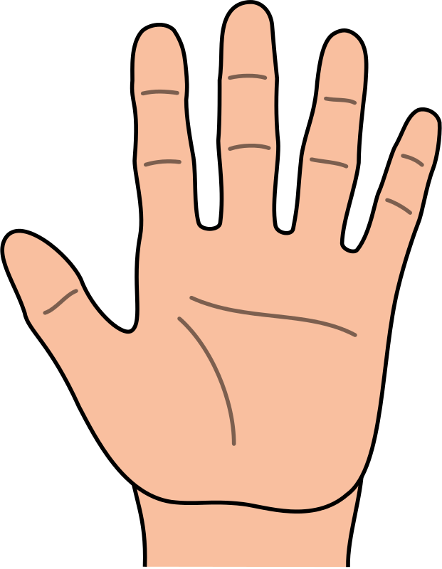 Clip Art Finger Clipart clip art middle finger cliparts co what do the 5 fingers in india represent