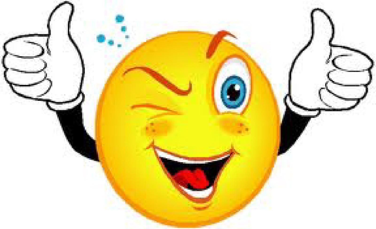 Smiley Face Waving Goodbye - Cliparts.co