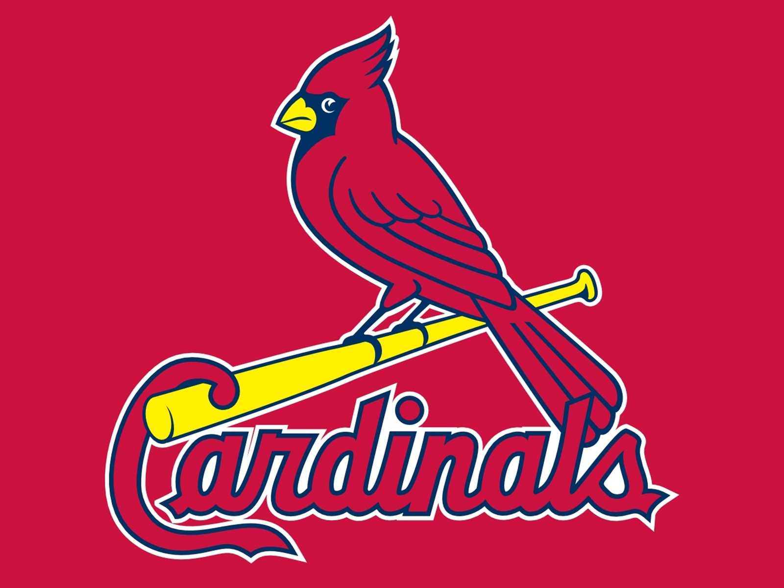 St Louis Cardinals Logo Vector - Cliparts.co
