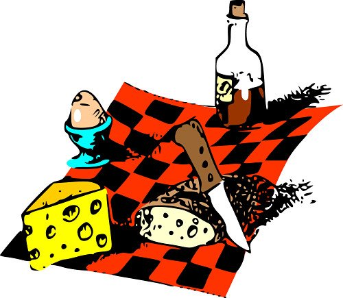 Free Picnic Clip Art - Cliparts.co