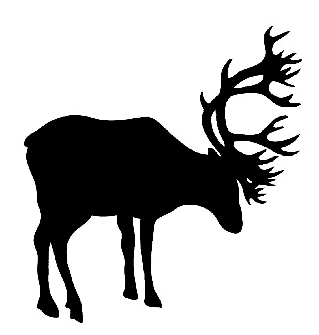 60 images of Silhouette Of A Deer . You can use these free cliparts ...