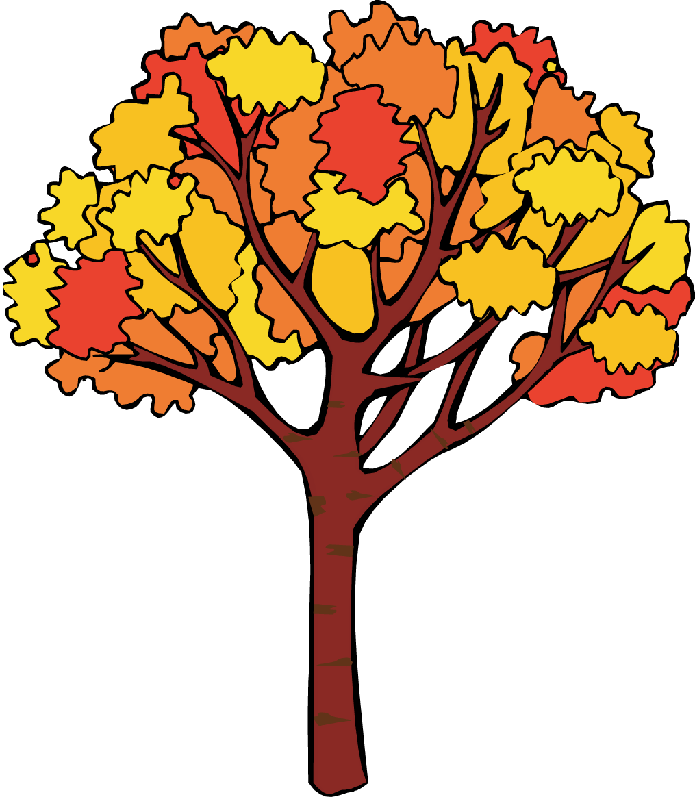 Autumn Tree Clip Art | World Of Pictures