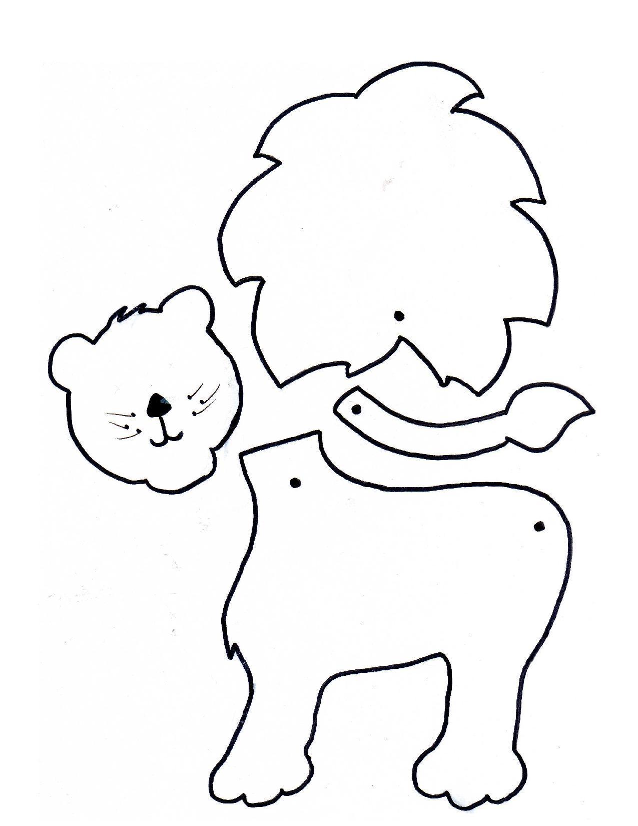 Donald Duck Stencil | Free Stencil Gallery  |Duck Face Stencil
