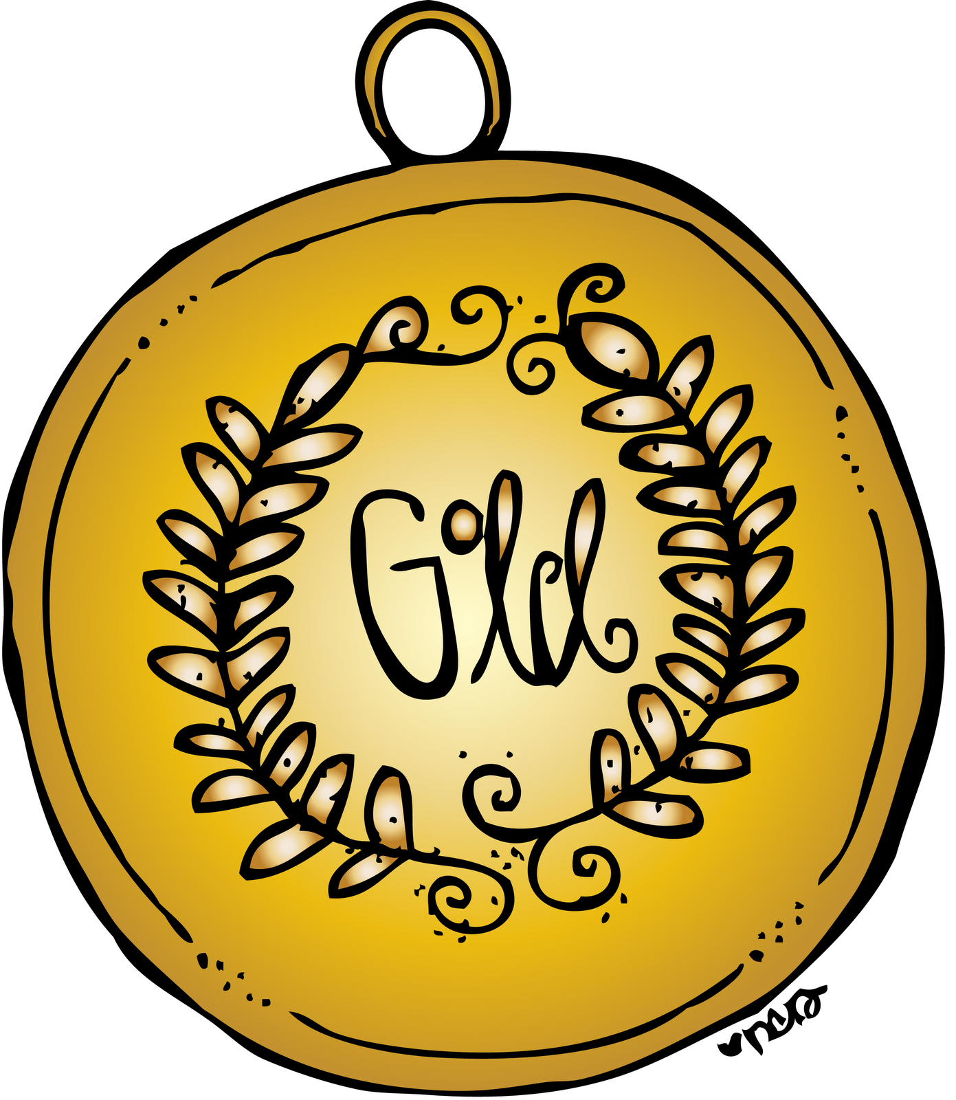clip art medals free - photo #34