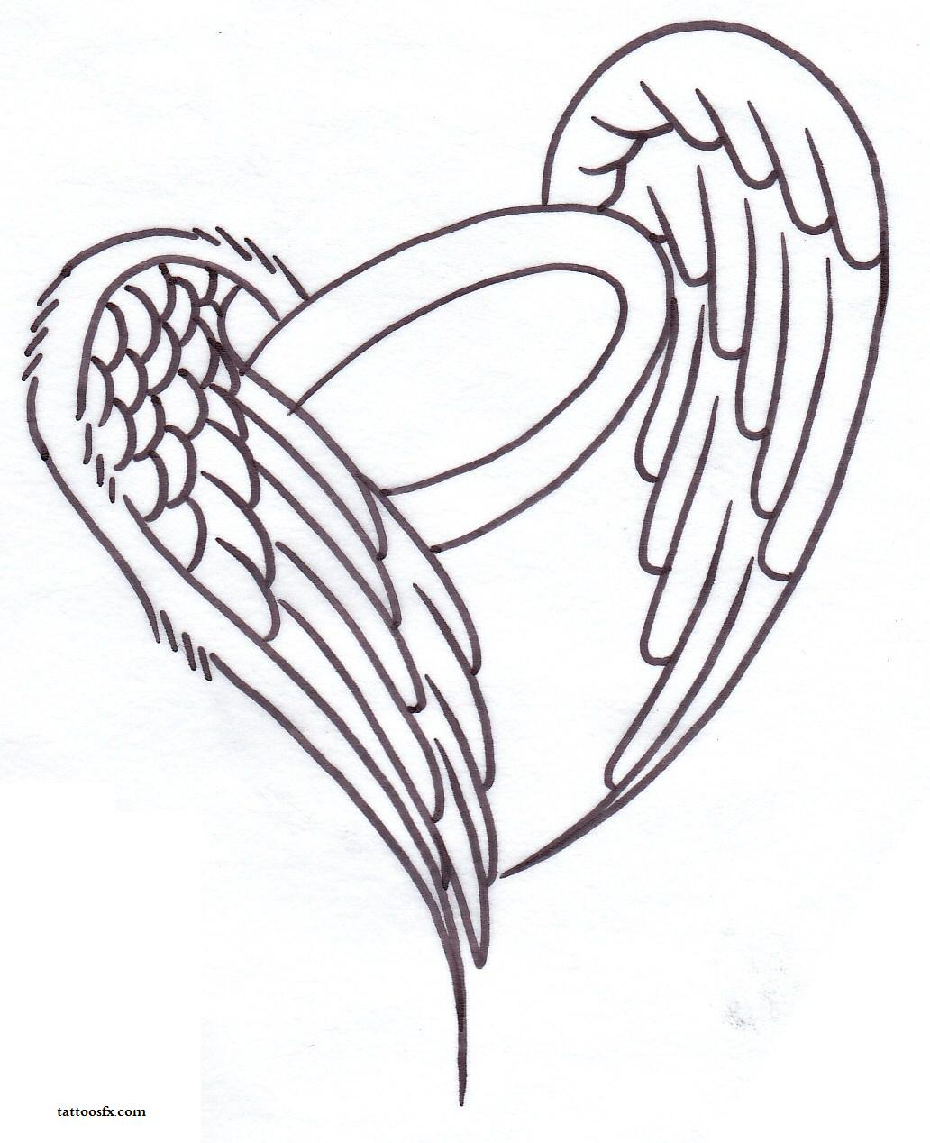 printable angel wings cliparts co
