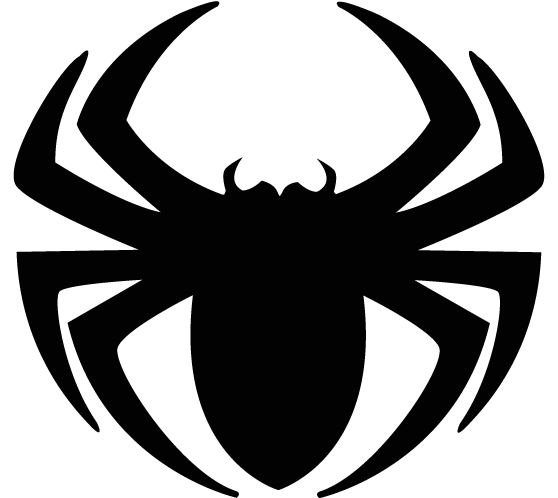 Spiderman Logo Clip Art