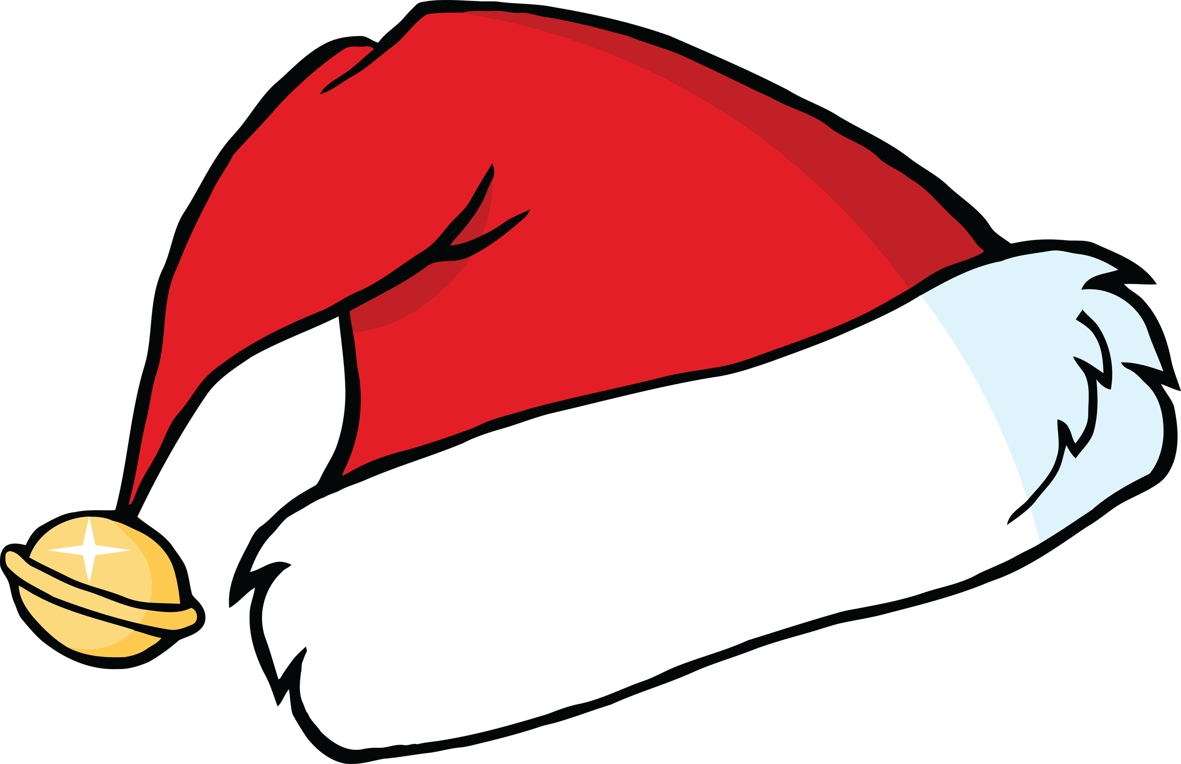Santa Hat Images - Cliparts.co