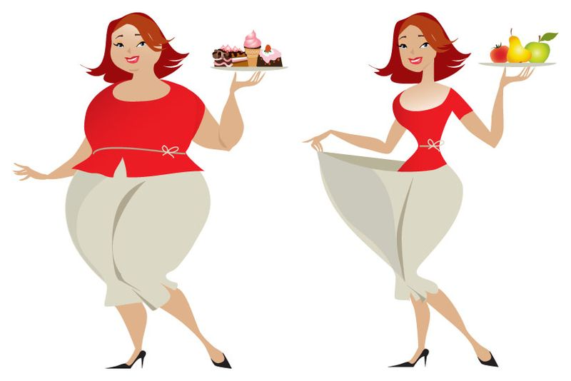 Weight Loss Clipart - Cliparts.co