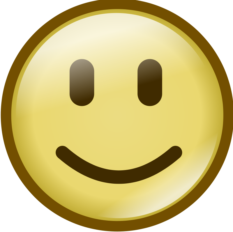 Big Grin Smiley - Cliparts.co