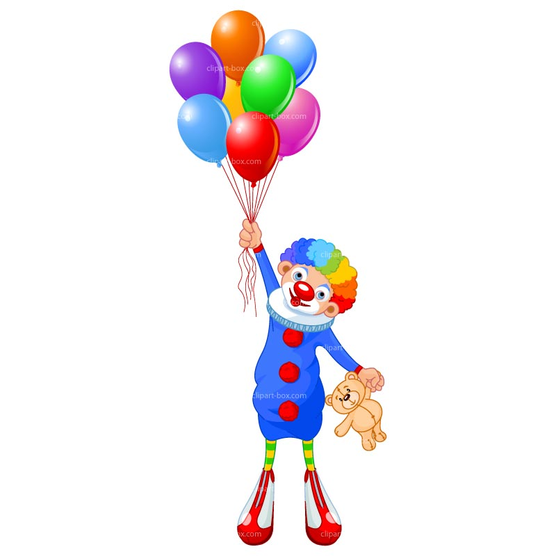 Scary Clown Clip Art - Cliparts.co