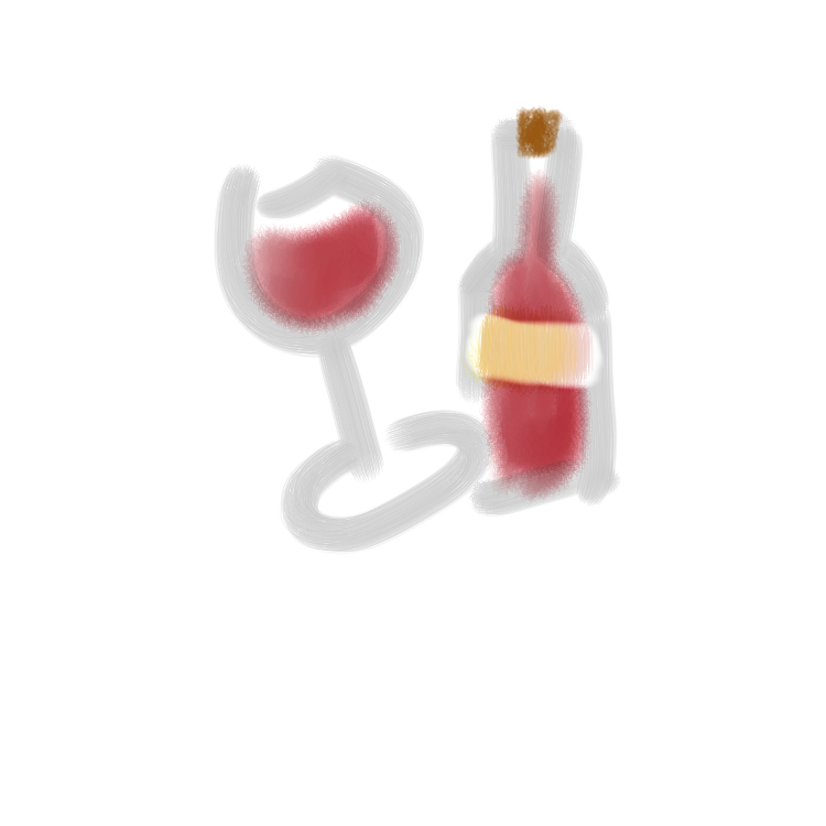 wine bottle and glass   cliparts co
