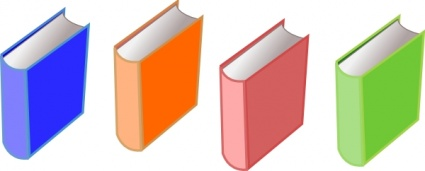 Books clip art - Download free Other vectors