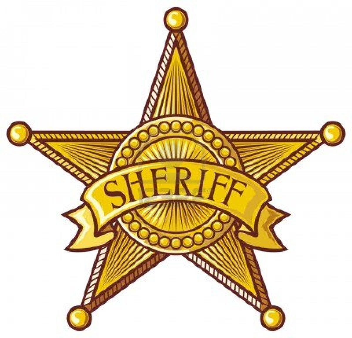 Sheriff Logo Clipart