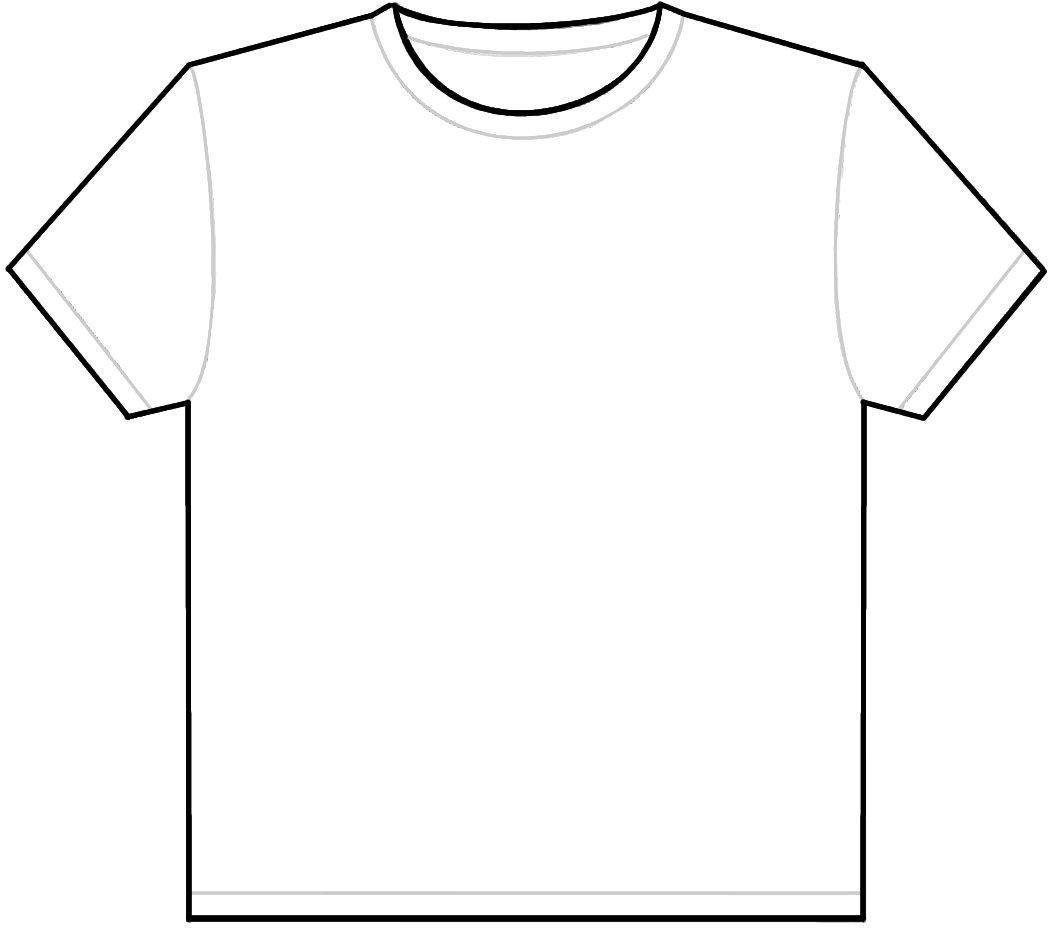 Design t shirt illustrator - T Shirt Printing Templates Cliparts Co
