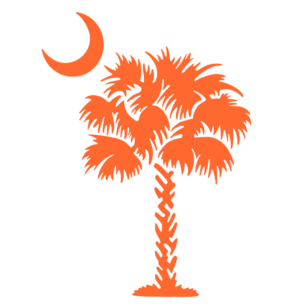 Clemson Tigers Clipart >> Palmetto Tree Images - Cliparts.co