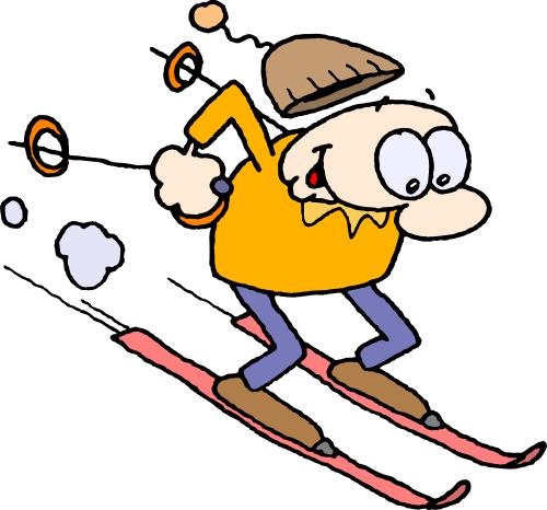 ski clipart cliparts co ski clipart girls brown ski clip art images