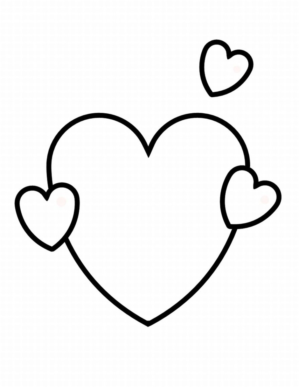 Coloring Pages Color Pages Of Hearts coloring page hearts eassume com pages with wings redcabworcester redcabworcester