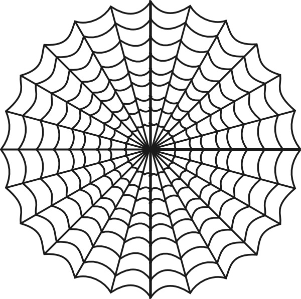 Spiders Web clip art is free | Clipart Panda - Free Clipart Images
