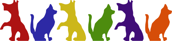 clip art free dogs and cats - photo #25