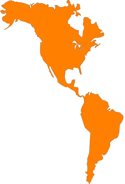south america map clipart - photo #9