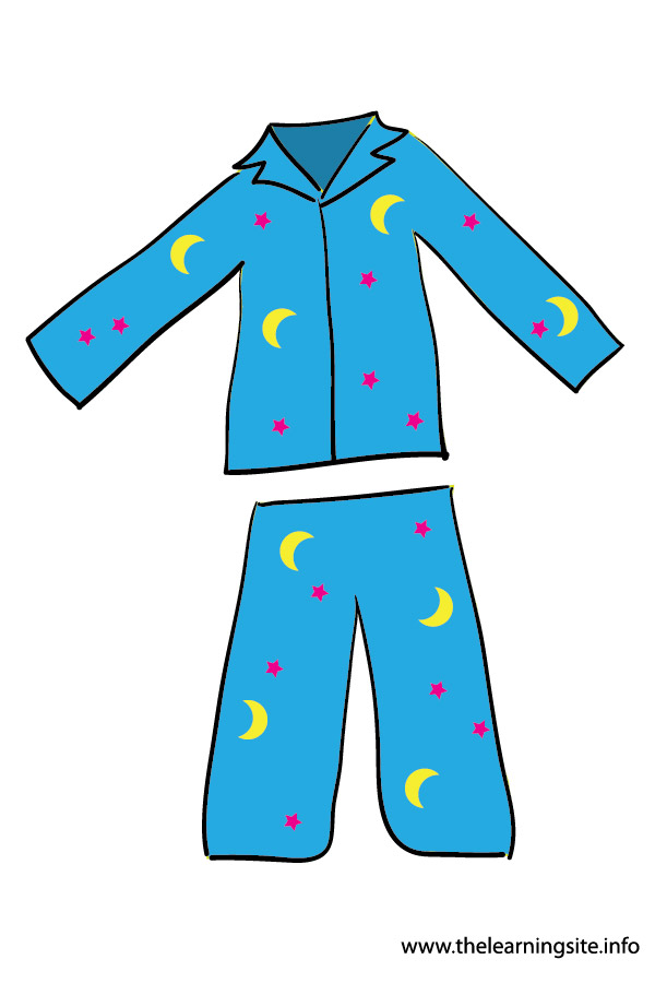 Pictures Of Pajamas - Cliparts.co