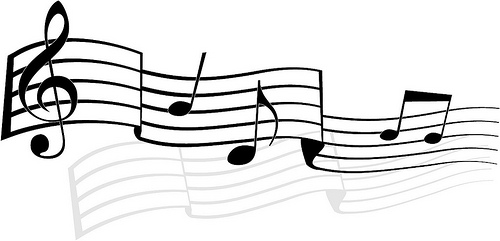 Music Notes Vector | Flickr - Photo Sharing!