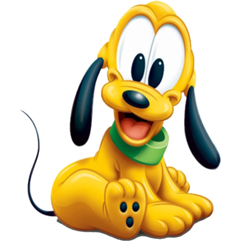 Baby pluto disney and cartoon clip art images for Immagini pluto baby