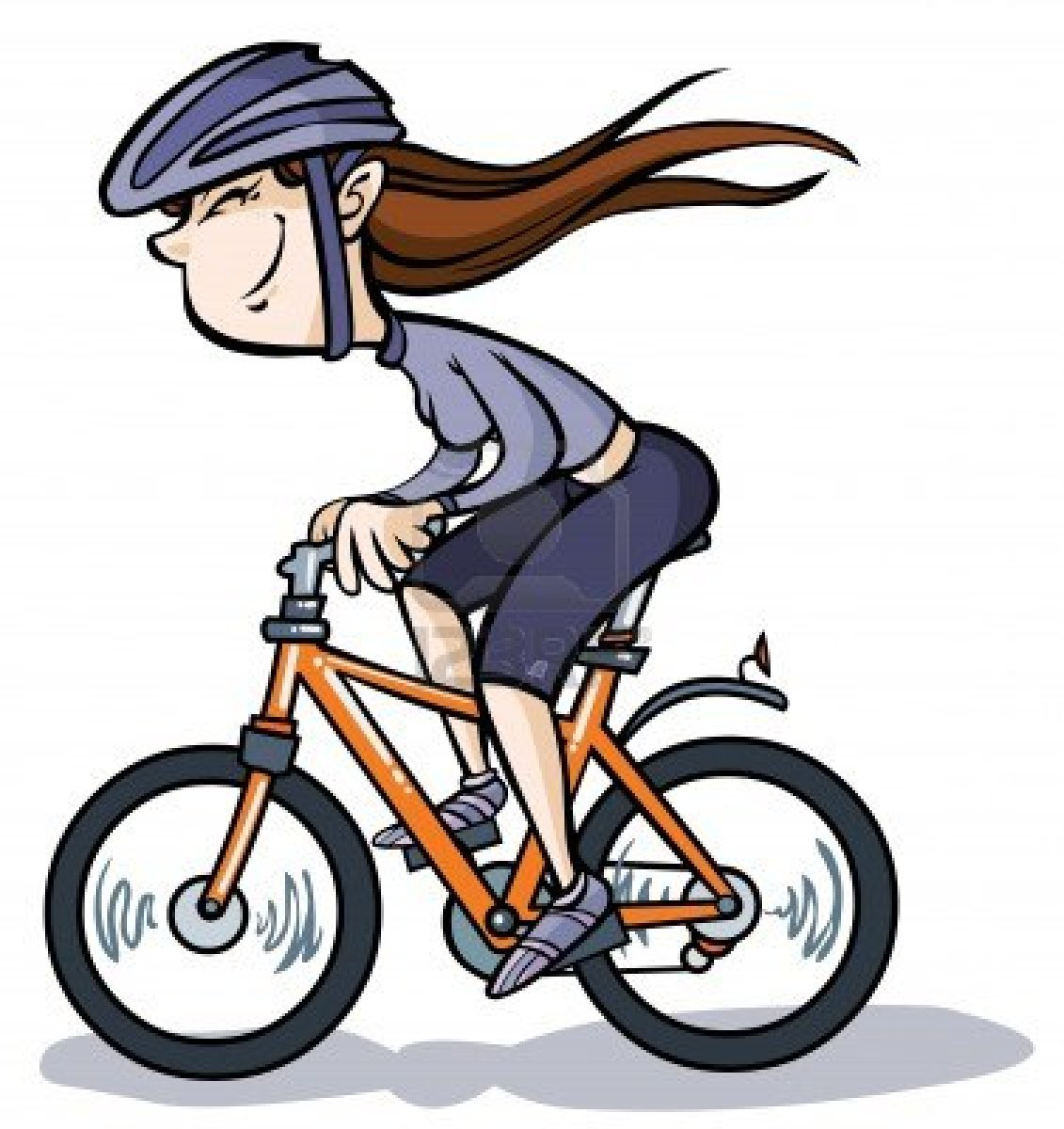 Clip Art Bike Riding - Cliparts.co