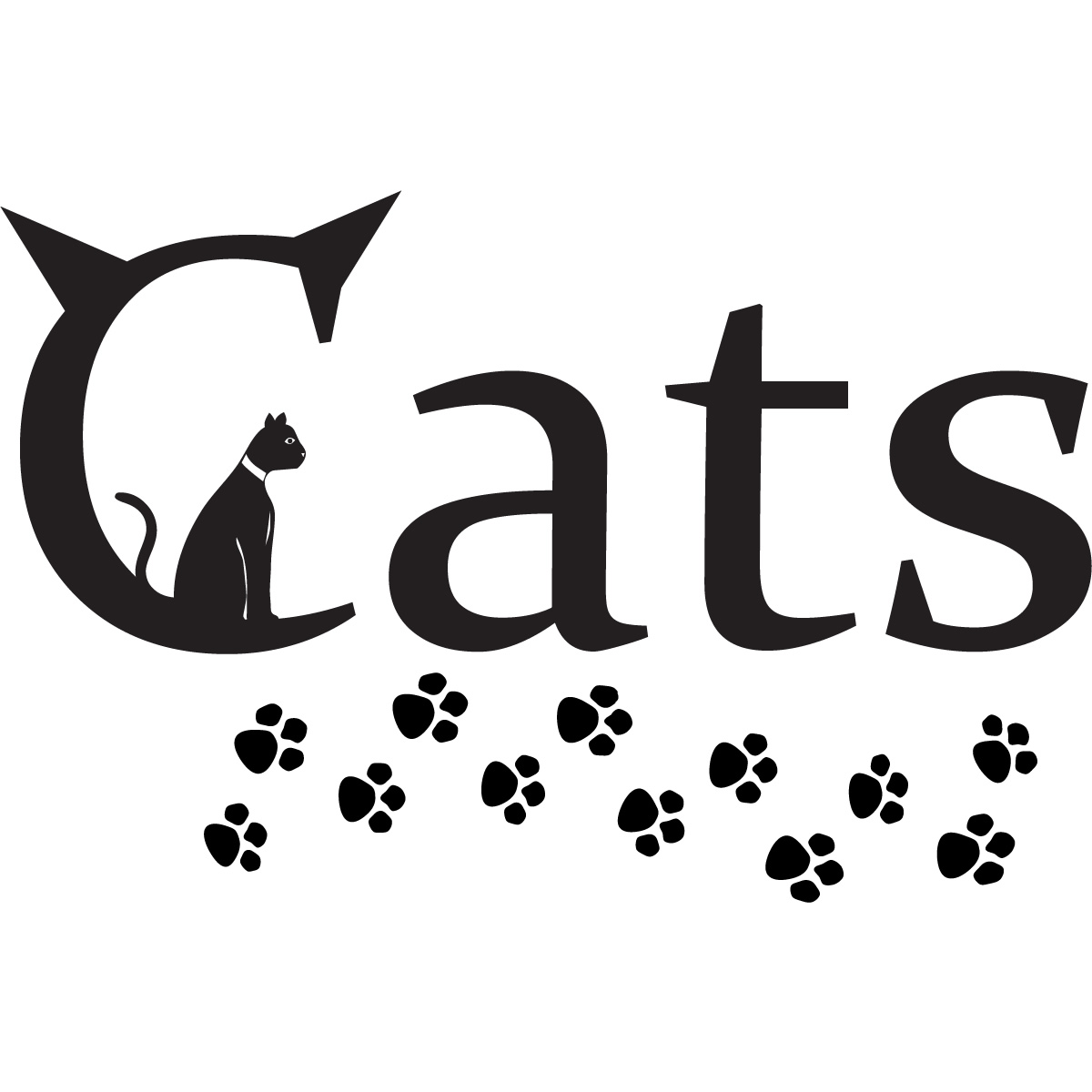Paws Animal Print Prints Animals Cat Paw - ClipArt Best - ClipArt Best
