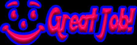 Clip Art Great Job - Cliparts.co