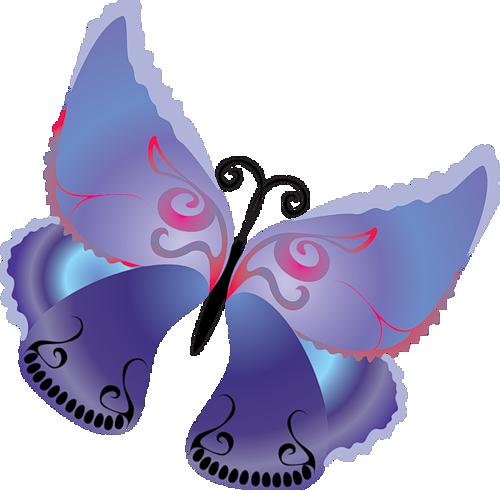 Cartoon Butterfly Clip Art - Cliparts.co