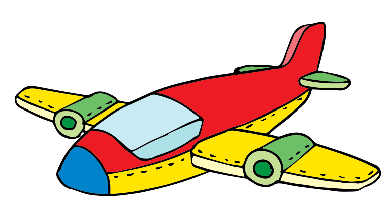 Airplane Cartoon Clip Art - Cliparts.co