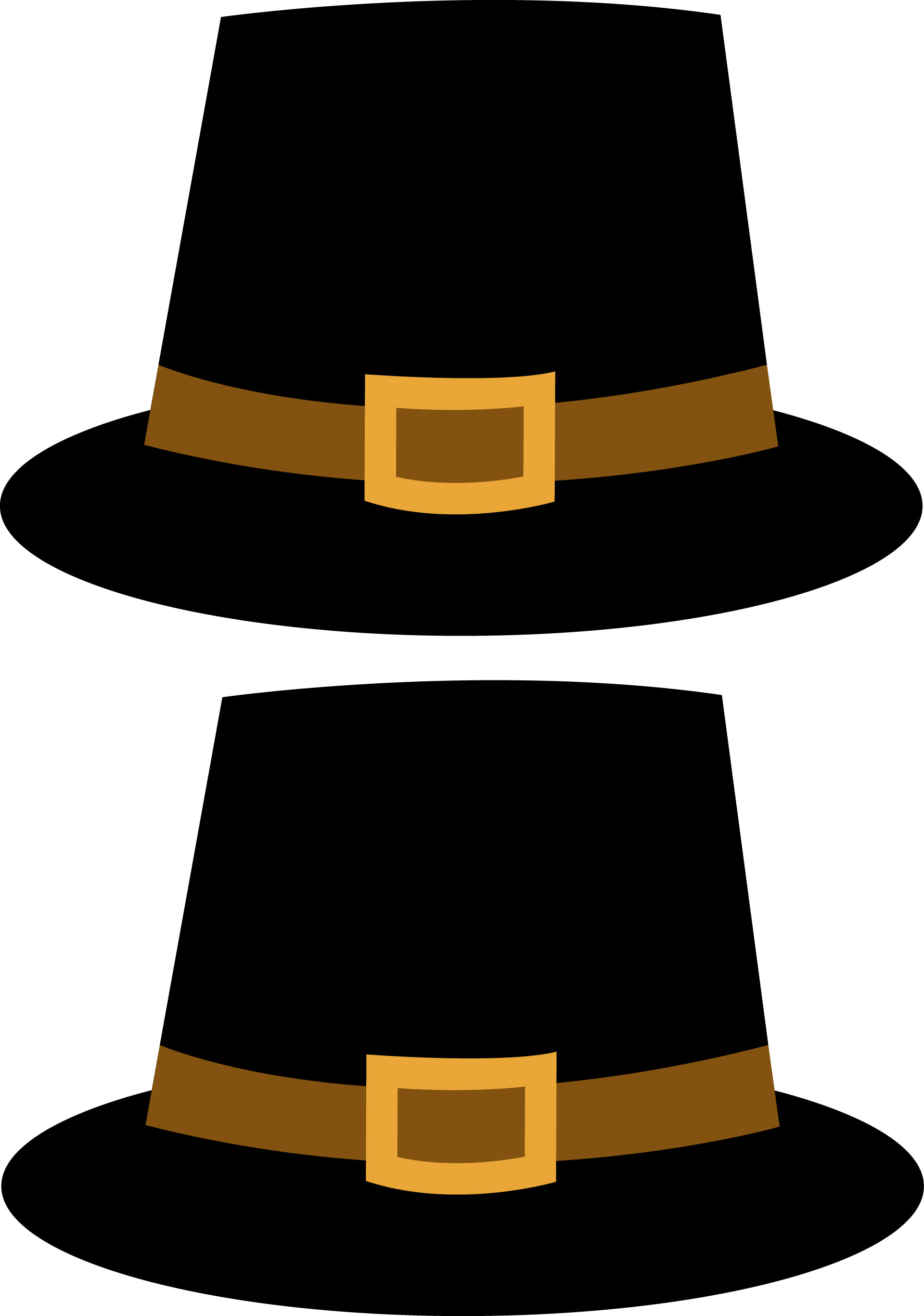 Pilgrim Hat Clipart - Cliparts.co