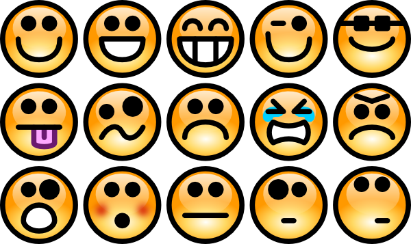 Clipart Emotions - ClipArt Best