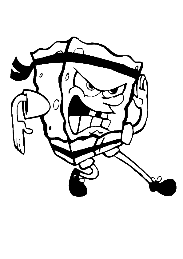 Free coloring pages karate - Karate Images Free Cliparts Co