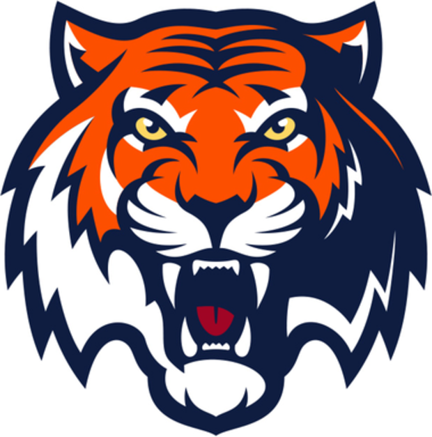 Auburn War Eagle Clip Art >> Tiger Logo | www.imgkid.com - The Image Kid Has It!