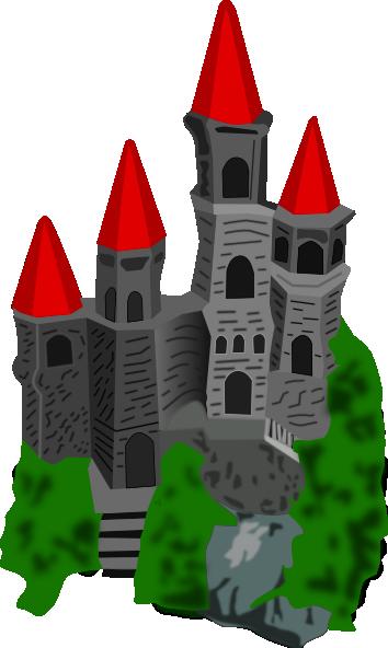 Cinderella Castle Clipart - Cliparts.co
